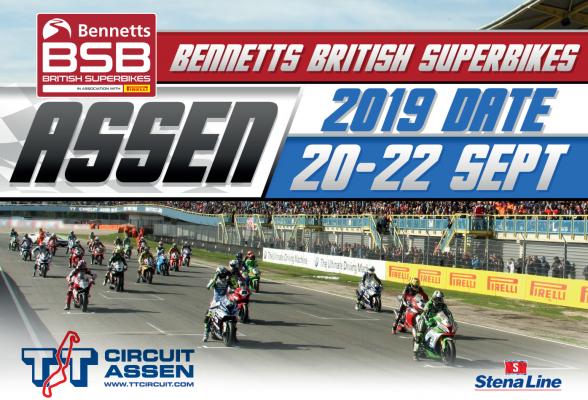 British Super Bikes Assen