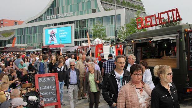 BARREL Food Truck Fest Emmen