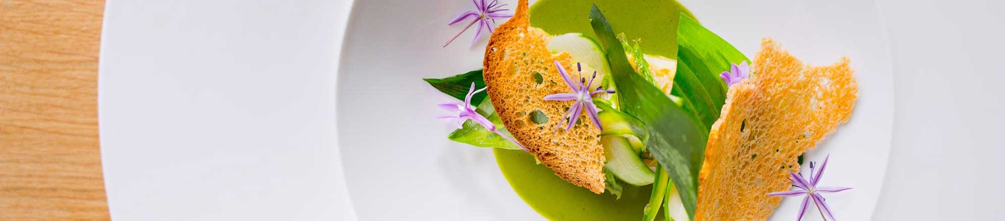 Gastronomisch arrangement
