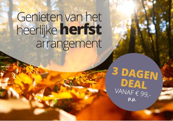 Heerlijk herfst in Drenthe