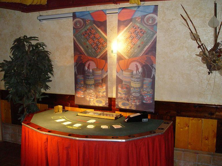 Casino en Poker competitie