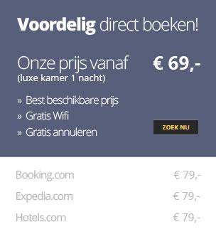 Hotelkamer prijzen vergelijken
