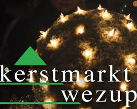 Kerstmarkt Wezup
