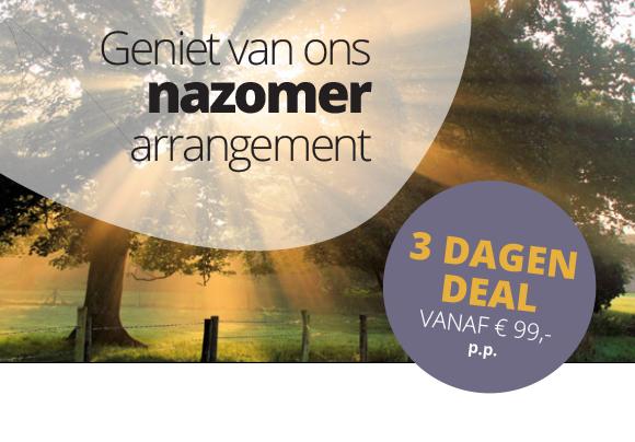 3 Dagen Drenthe arrangement